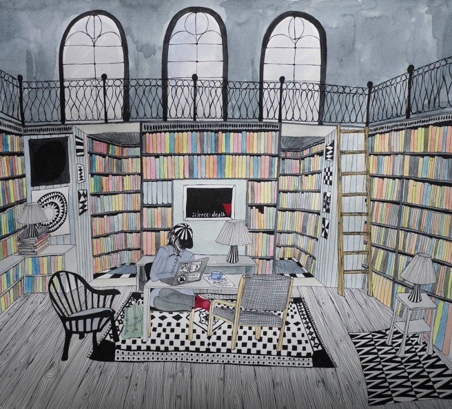 Alice marts bibliotek WEB